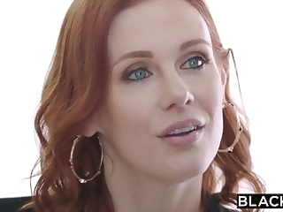 BLACKED Maitland Ward Is Now BBC Only blowjob facial