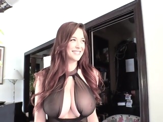Fucking Perfect big tits straight