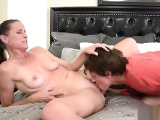 Rion Caught By Mom Jerking Panty Sniffer amateur milf